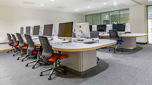 Mac Lab, Elephant Studios at LSBU