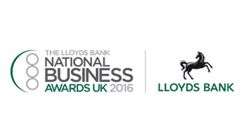 Lloyds Business Awards logo