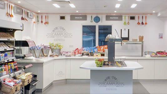 Campus Kitchen at LSBU