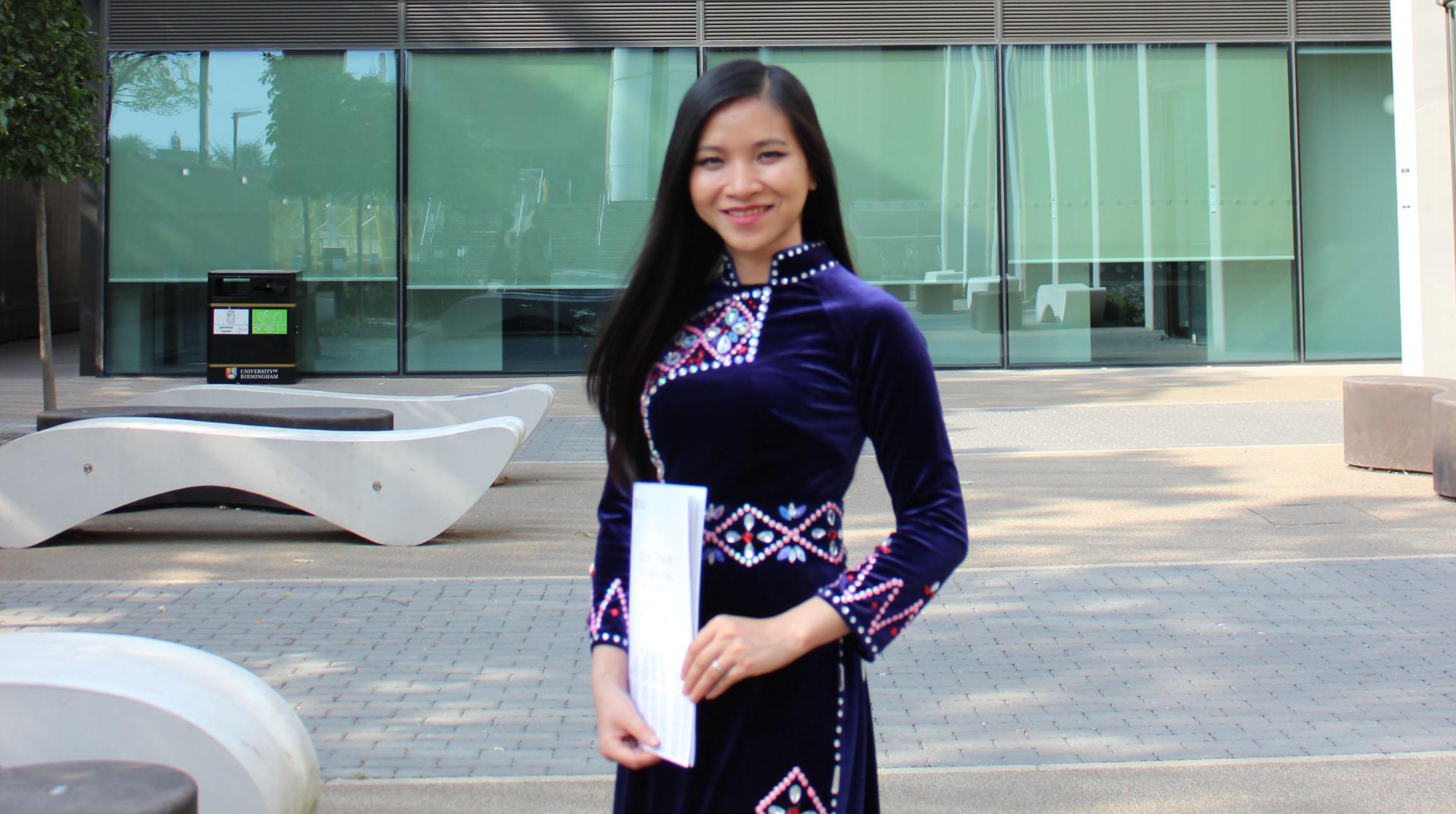 Dr Emily Ngan Luong on having grit