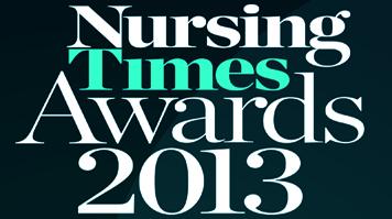 LSBU is sponsoring the Nursing Times Awards 2013