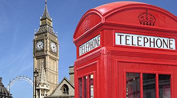 London postbox