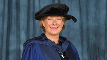 Jane Cavanagh honoured by LSBU