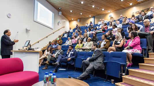 Dr Rami Ranger CBE shares his entrepreneurial story
