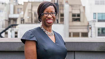 Nicola Williams, LSBU Alumni
