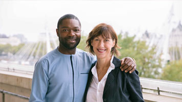 Hollywood actor David Oyelowo awarded honorary doctorate by London South Bank University