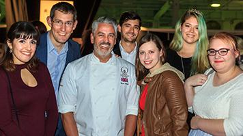 LSBU hosts world final of International Chocolate Awards