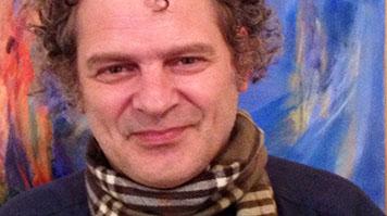 Xavier White, LSBU artist in residence