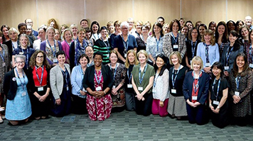 Associate nursing professor at LSBU awarded place on 70@70 leadership programme