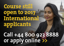This course is still open for 2017 to international applicants