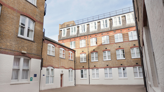 New Kent Road halls of residence