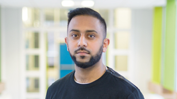 Ali Akbar, alumnus, BSc (Hons) Information Technology