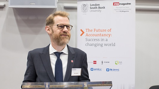 Alan Hatfield, Executive Director, Strategy & Development, ACCA