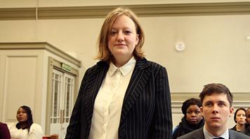 Alexandra Varga, Law LLB (Hons)