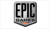 Logo for Epic Games