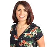 Christina Anderl, Graduate Teaching Assistant - Economics