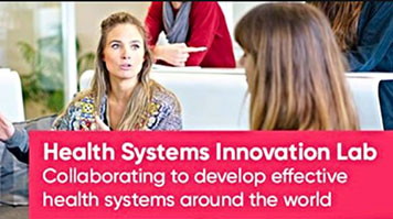 Health Systems innovation lab, LSBU