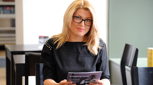 Ralitsa Nenova, BA (Hons) Tourism, Hospitality and Leisure Management, part-time study,direct application