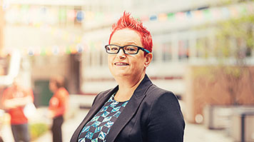 Dr Sue Black, LSBU alumna