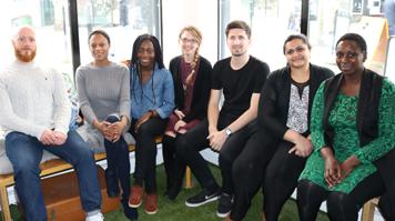 Graduate entrepreneurs develop their growing start-ups