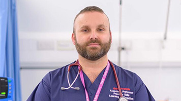 LSBU Associate Professor finalist at Student Nursing Times Awards