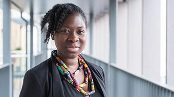 Abigail Morakinyo, alumna, BSc Adult Nursing