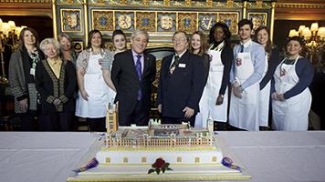 National Bakery School creates a slice of history