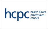 Health and Care Professionals Council logo