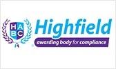 Highfields compliance accreditation logo