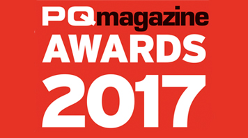 Logo of the PQ Magazine Awards 2017
