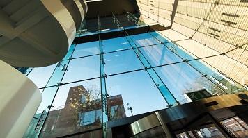 LSBU glass atrium small