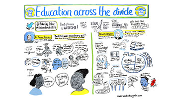 Education Across the Divide