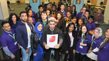 Croydon and LSBU students take part in Street Law