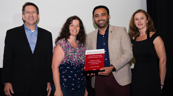 GCEC Award for Outstanding Emerging Entrepreneurship Centre