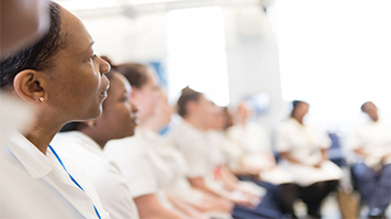 HEE Nursing Associate role training at LSBU