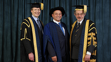LSBU School of Business Graduation