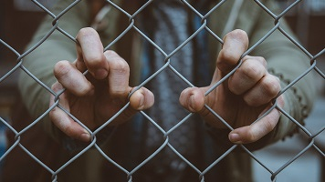 Prison life sentence-criminology society