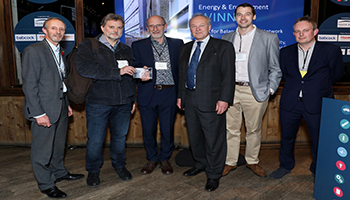 Research project at LSBU takes coveted award