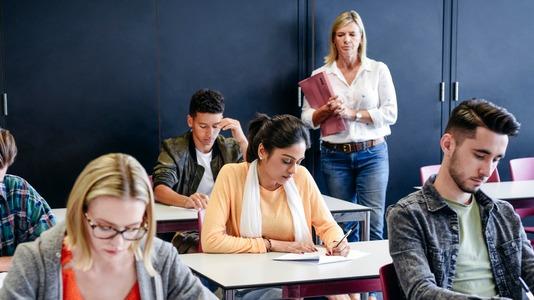 Become an exam invigilator
