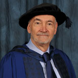 Dr Michael Wilson OBE, Honorary Doctor of Letters