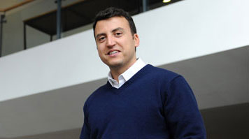 Emil Petrov, alumnus, BA (Hons) Tourism & Hospitality Management and MSc International Marketing