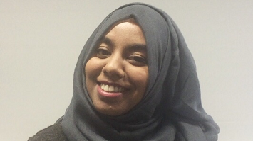 Nadiya Ahmed, BA Education Studies
