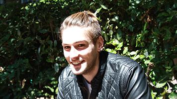 Matteo Casarini, BA Film Studies
