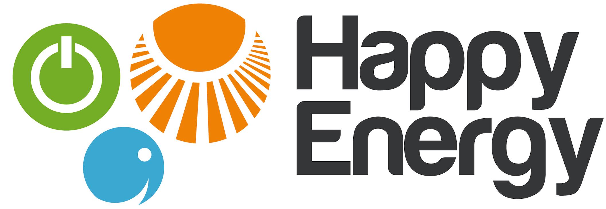 happy energy logo