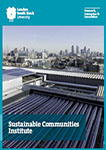 Sustainable Communities Brochure cover