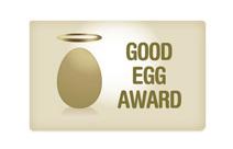 Good Egg Award logo