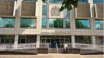 Camberwell Magistrates Court