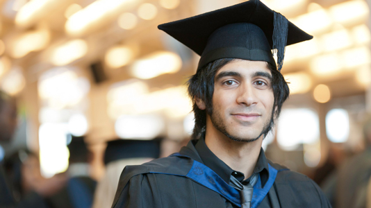London South Bank University graduate