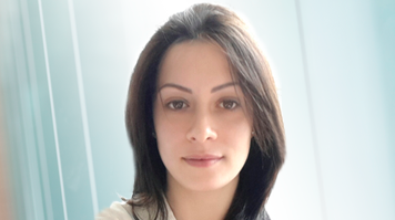 Nazli Aytekin, BSc (Hons) Human Nutrition graduate, current PhD student