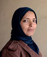 Najiba Ahmadi - photo by Action Aid
